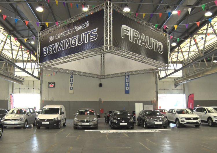 Balaguer celebra aquest cap de setmana la 28a edició de Firauto