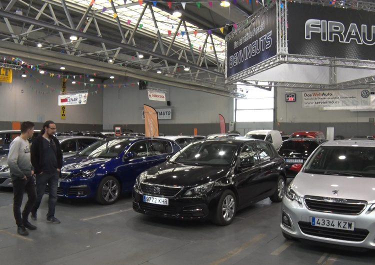 La 28a edició de Firauto tanca amb el 22% dels vehicles exposats venuts