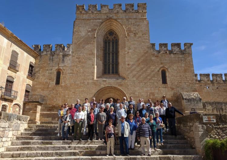 L'exposició 'Santa Maria de les Franqueses, petjades del Cister a la Noguera' arriba al Monestir de Santes Creus