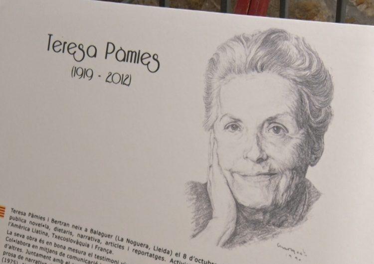 Cent anys del naixement de Teresa Pàmies
