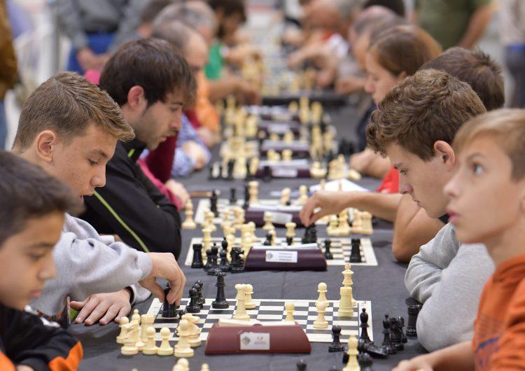 Balaguer acull la 42a Festa Catalana dels Escacs