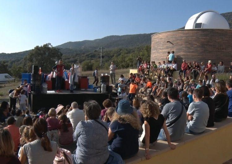 El COU es prepara pel 6è Festival d'Astronomia del Montsec