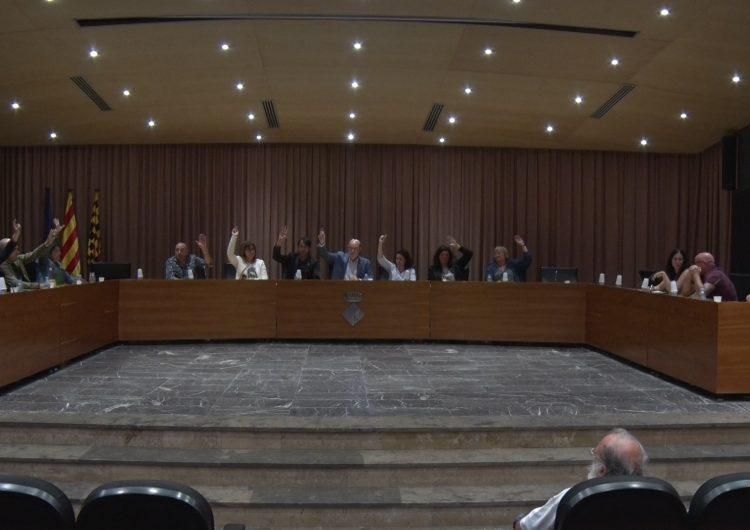 L'Ajuntament de Balaguer rebutja la sentència de l'1-O en un ple d'urgència