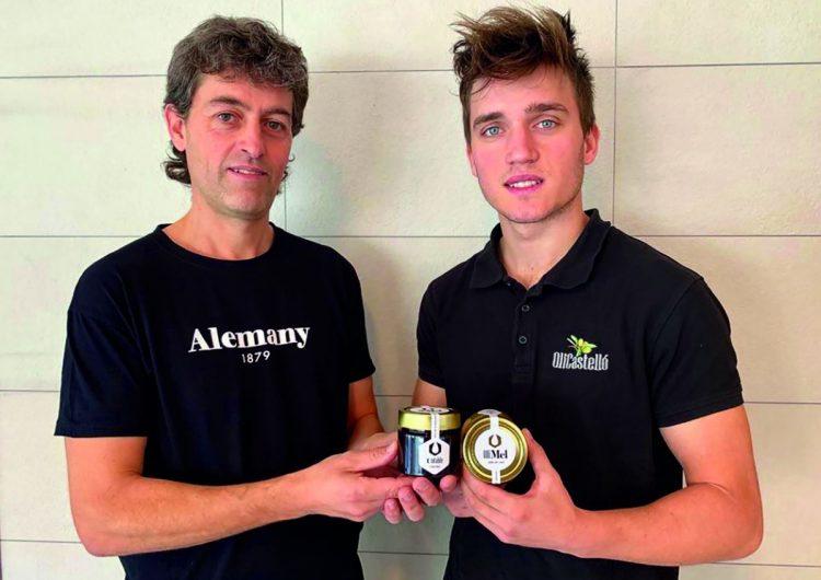 Torrons i Mel Alemany i OliCastelló presenten l''OliMel', l'alternativa natural al pa amb mantega i sucre