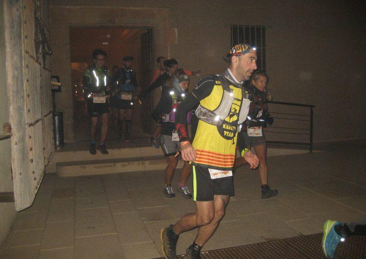 Gerard Cabestany i Neus Peiró guanyen la Marató Terres de Lleida al Monestir de les Avellanes
