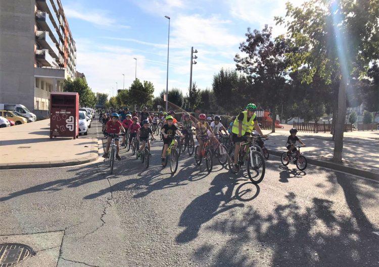 Balaguer celebra la 31a Festa de la Bicicleta