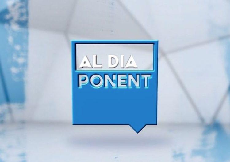 AL DIA PONENT 29/10/2019
