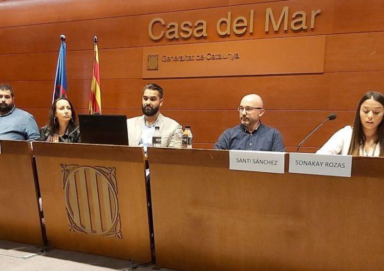 El Servei d'Atenció Sociocultural al poble gitano de la Noguera participa en una trobada amb tots els serveis de Catalunya