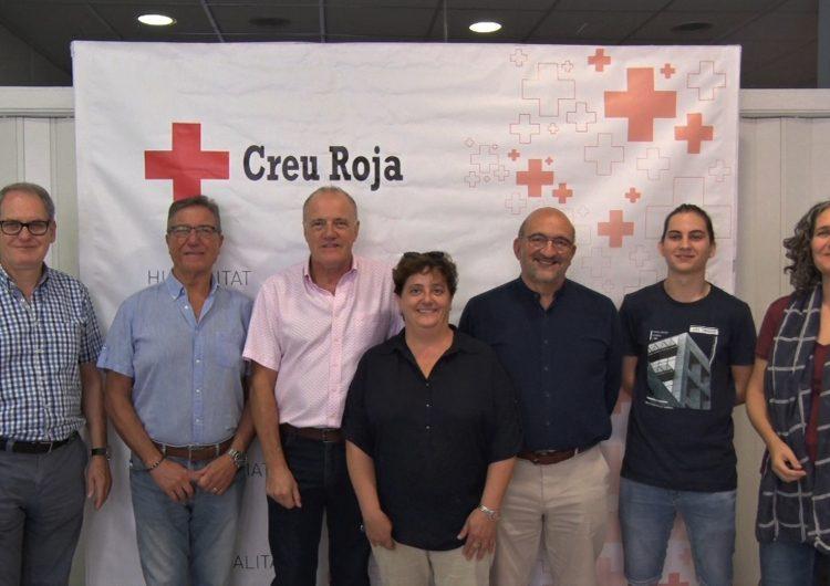 Creu Roja La Noguera presenta el nou equip directiu