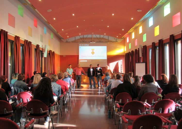 Professionals de la Noguera es formen per millorar la gestió i la prevenció dels conflictes