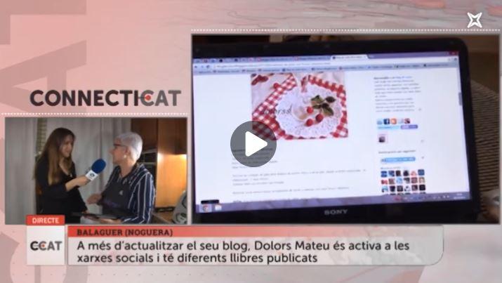 Connecti.cat: La Dolors Mateu, una influència del territori
