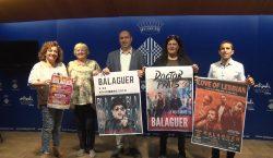 Balaguer presenta el programa d'actes de la Festa Major 2019