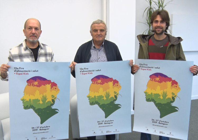 Tot a punt per la 12a Fira d'Alimentació i Salut de Balaguer