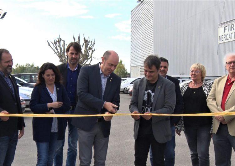 La 28a edició de Firauto obre les seves portes amb més de 200 vehicles d'ocasió