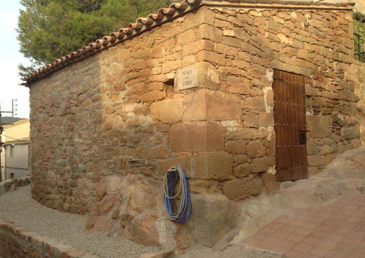 Cubells celebra la 'Festa del Forn' a l'antic forn de pa de la Torre de Fluvià