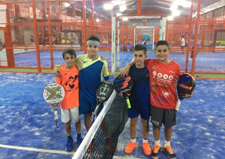 Íker Castillo i Gerard Navas arriben al vuitens de final del Mundial de Pàdel de Menors