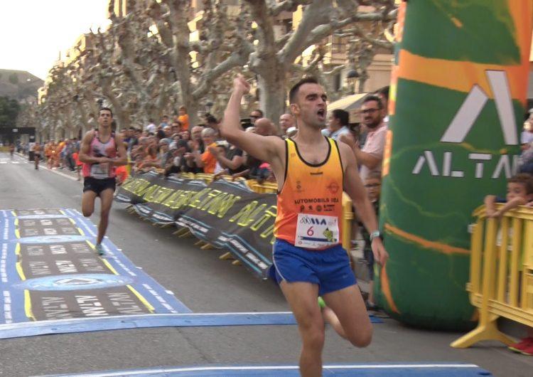 Balaguer celebra la 9a edició de la Milla Urbana amb la participació de 150 atletes