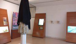 El Museu de la Noguera tapa amb un vel negre…