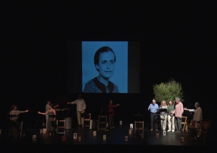 Balaguer acull l'acte central de l'Any Pàmies en el centenari del naixement de l'escriptora
