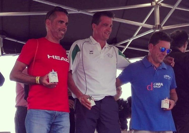 Lluís Pijuan del CEN Balaguer guanya la Radikal Ocean52 en la categoria màster 40