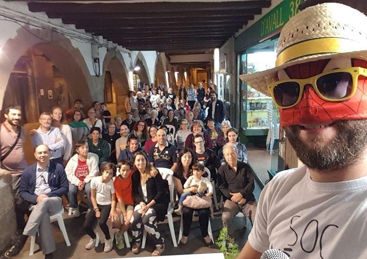Postureig de Lleida presenta els seus llibres a Balaguer