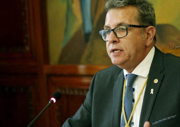La Diputació de Lleida suspèn els actes públics i les comissions després de la sentència del Tribunal Suprem