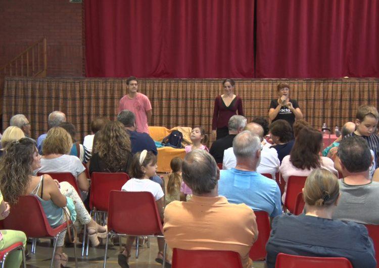Teatre i fòrum contra la violència masclista a Vallfogona de Balaguer
