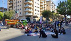 Els estudiants de Balaguer se sumen ala vaga de 72…
