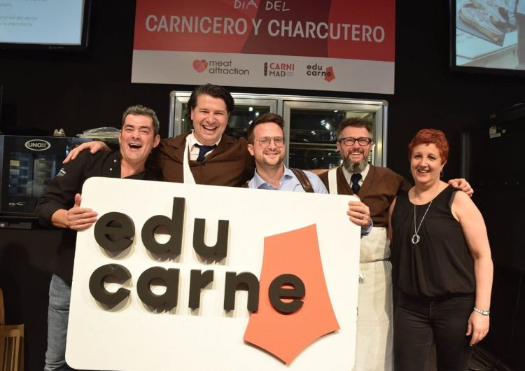 Ana París imparteix masterclass a la Meat Attraction de Madrid i a l'Imeat de Cornellà 2019