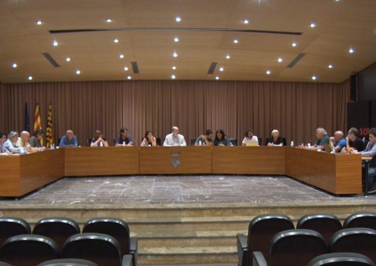 El ple de Balaguer debatrà apujar l'IBI i la taxa d'escombraries