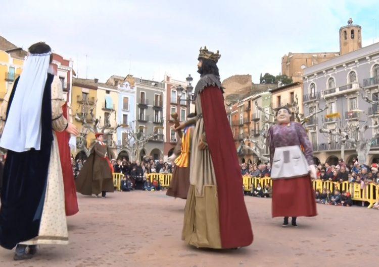 Actes per a tots els públics durant les Festes del Sant Crist de Balaguer