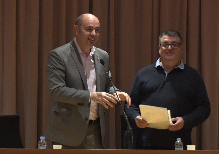 El pregó a càrrec del vulcanòleg Joan Martí inaugura oficialment la Festa Major de Balaguer