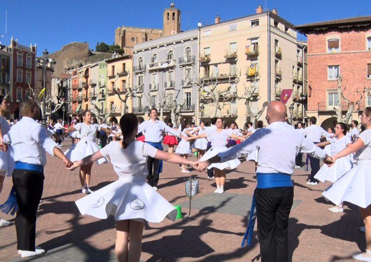 La Colla Mare Nostrum guanya el 58è Trofeu Ciutat de Balaguer de Colles Sardanistes