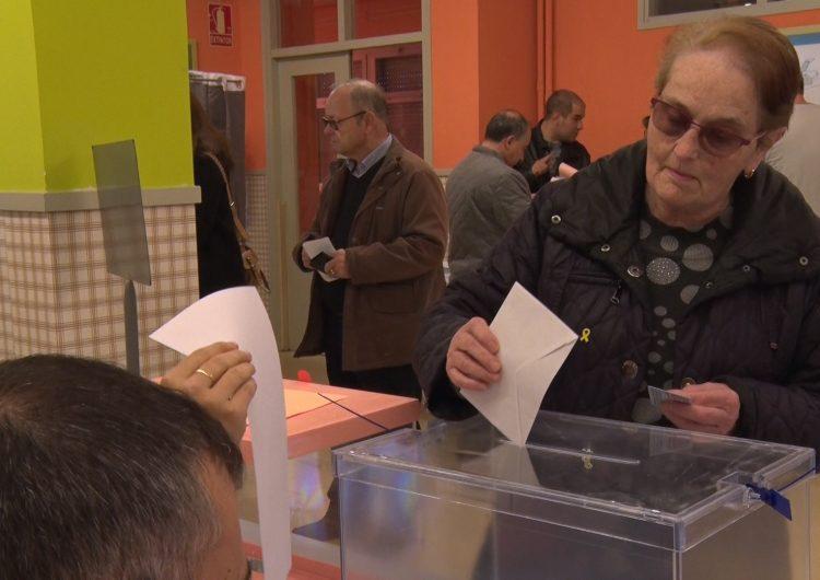 10-N: ERC guanya les eleccions generals a la demarcació de Lleida, on es repeteix el mateix resultats que a l'abril