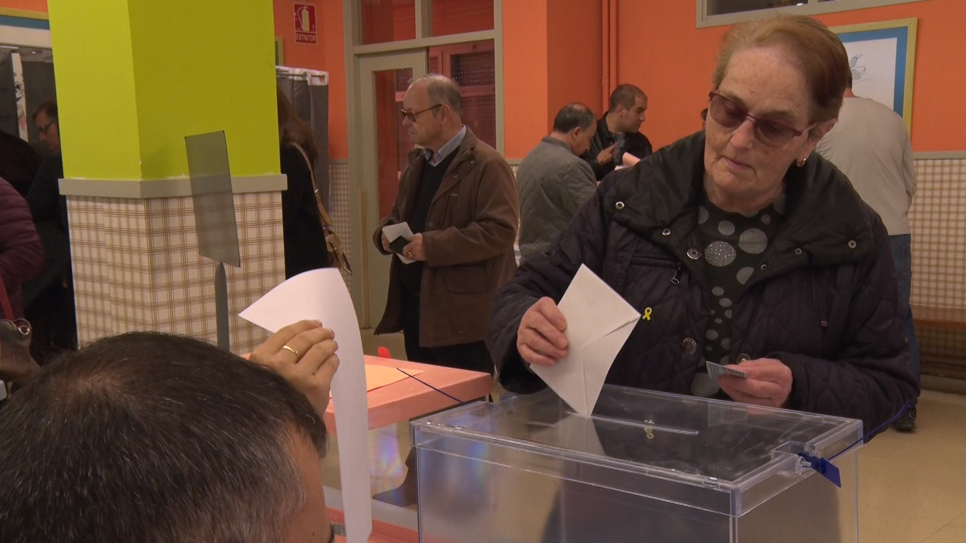 Eleccions Generals: 10.651 balaguerins estan cridats a les urnes aquest diumenge