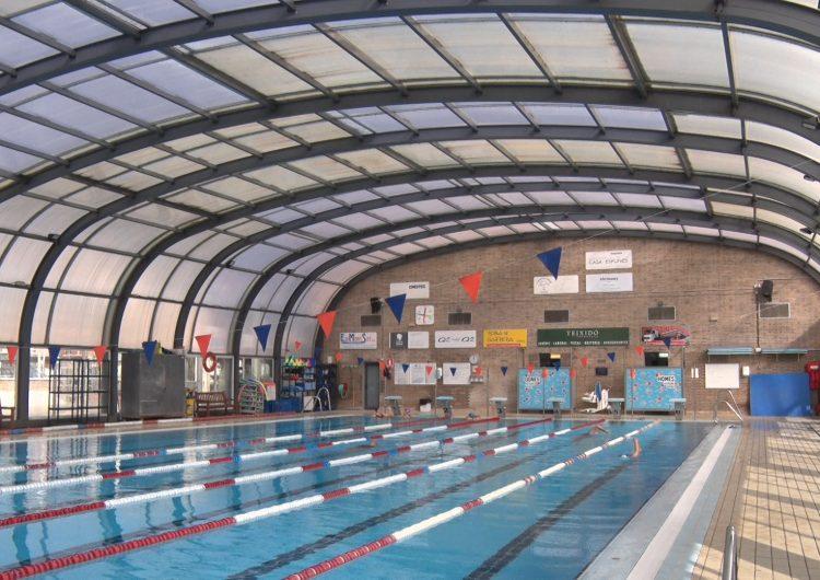 Balaguer torna a tenir problemes de goteres a la piscina coberta