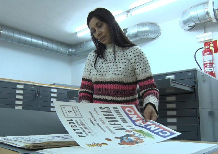 L'Arxiu Comarcal inicia una campanya de preservació de fons d'entitats de la Noguera