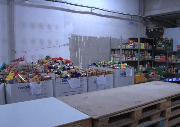 Balaguer recull 16.223 quilos d'aliments durant el Gran Recapte
