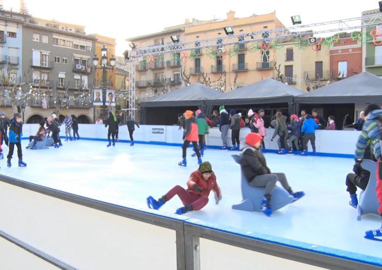 Balaguer tornarà a tenir pista de gel durant les Festes de Nadal