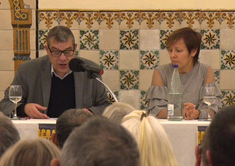 El Monestir de les Avellanes acull 'Sentiment, ideari i llengua en Teresa Pàmies'