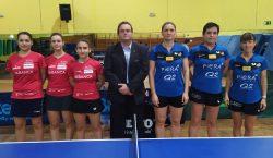 El CTT Balaguer continua sumant victòries i com a líder…