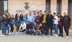 Curs d'informàtica per a joves d'ètnia gitana
