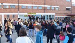 L'escola La Noguera obté 316 euros en benefici de'La Marató…