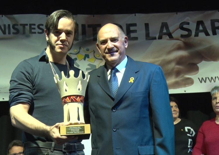Arnau Tordera, Premi Rotllana 2019