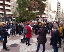 Membres dels clubs de lectura de Lleida participen a la ruta literària 'Balaguer i Teresa Pàmies'