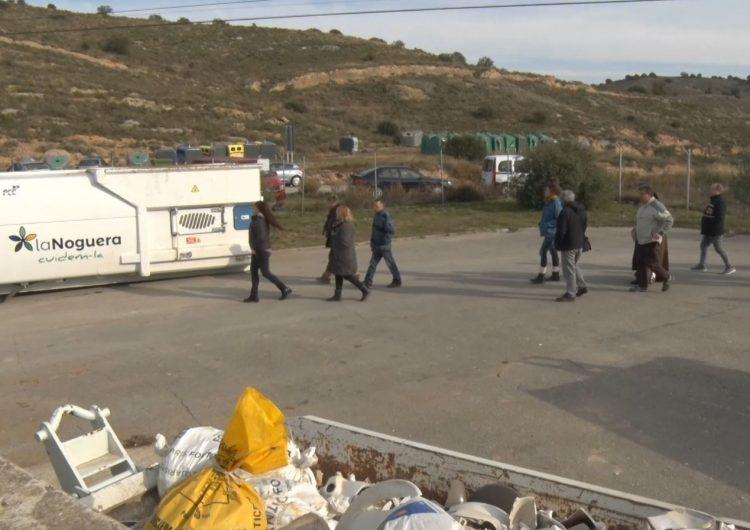 La Casa d'Andalusia de Balaguer organitza una visita a la deixalleria comarcal