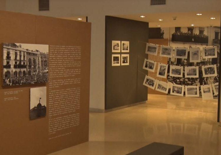 El Museu Comarcal de la Noguera acull la mostra 'Crònica de la República, la Balaguer de Teresa Pàmies'