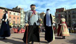 Balaguer celebra el dia més important de la festa major…