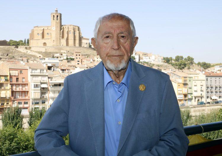 La Paeria de Lleida nomena fill predilecte de la ciutat l'escriptor Josep Vallverdú