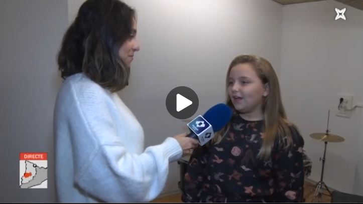 Connecti.cat: Coneixem joves promeses com la balaguerina Maria Fernández